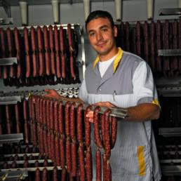 Salaisons d'Anniviers - Fabrication artisanale